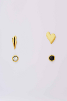 Diane von Furstenberg Mix And Match Stud Earring Set