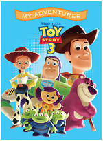 Disney Toy Story 3 Story Book - Personalizable