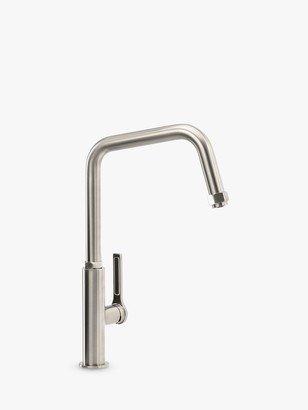 Abode Hex Single Lever Kitchen Mixer Tap