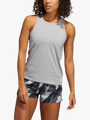adidas Prime Training Tank Top, Medium Grey Heather