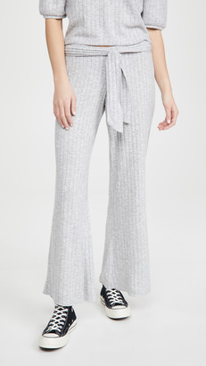 Chaser Pull On Belted Rib Pants