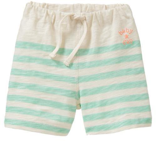 Gap Striped knit shorts