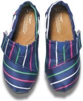 Toms Blue stripe tiny biminis