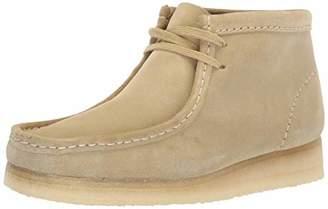 Clarks Women's Wallabee Boot. Ankle