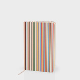 Paul Smith Signature Stripe Pocket Notebook