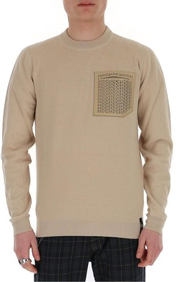 Fendi Patch Motif Sweater