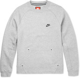 Nike - Cotton-blend Tech Fleece Sweatshirt