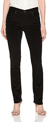 James Jeans Women's Slim Pencil Leg Baby Corduroy Pant