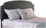 Hillsdale Furniture 102301 Lani Headboard, Frame Included, Dark Gray, Twin