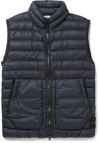 Stone Island - Quilted Shell Down Gilet