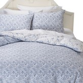 Household Essentials Simply Shabby Chic® Batik Duvet Cover Set