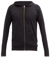 Paul Smith - Zip Through Cotton Hooded Sweatshirt - Mens - Black