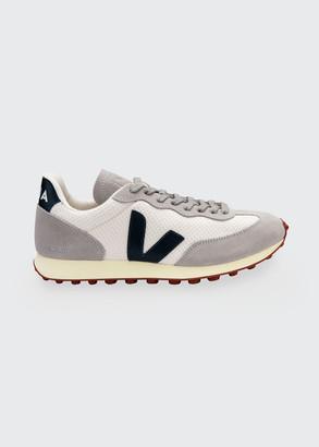 Veja Rio Branco Tricolor Trainer Sneakers
