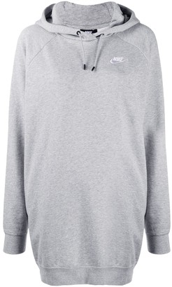 Nike Cotton Hoodie Dress