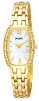 Pulsar Swarovski® Crystal Gold-tone Bracelet Women's watch #PTA494