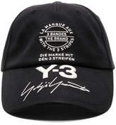 Yohji Yamamoto Cap