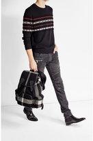 Burberry Wool Backpack