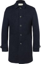 Oliver Spencer - Slim-fit Wool Coat