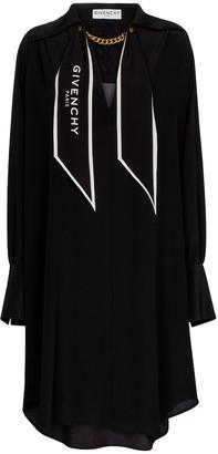 Givenchy Silk crepe dress