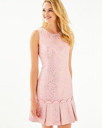 Lilly Pulitzer Abree Peplum Dress