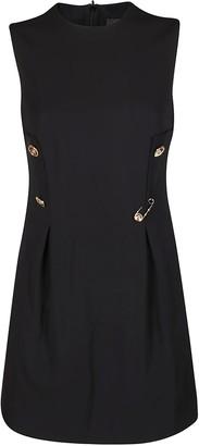Versace Safety Pin Mini Dress