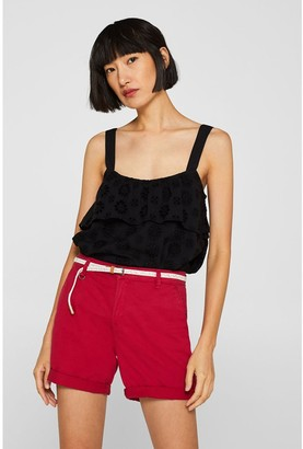 Esprit Cotton Chino Shorts