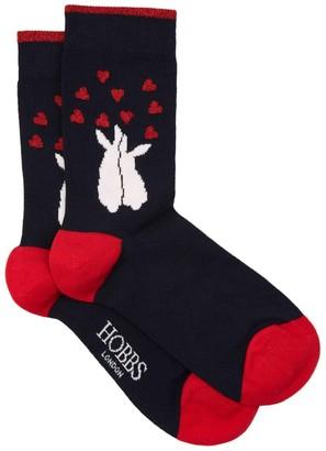 Hobbs Bunny Love Sock