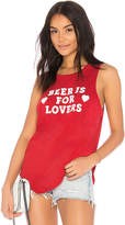 Chaser Beer Is For Lovers Tank