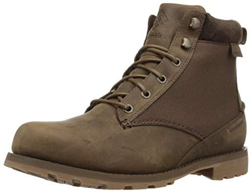 Columbia Men's Chinook Nylon Waterproof Ankle Boot