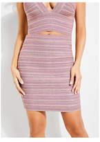 Guess Eaton Elastic Bandage Skirt