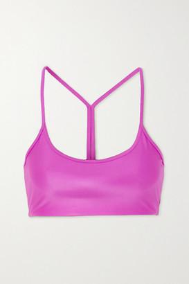 All Access Chorus Stretch Sports Bra - Pink