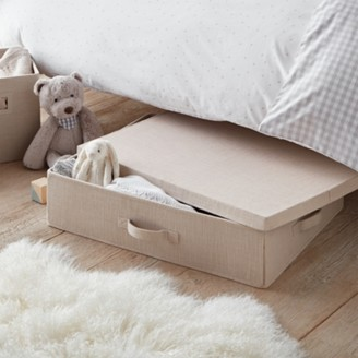 The White Company Under Bed Storage, Natural, One Size