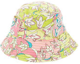 Emilio Pucci Abstract Printed Bucket Hat