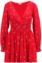 For Love & Lemons CHIQUITA Summer dress cherry