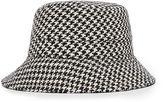 Ralph Lauren Wool-Cotton Tweed Bucket Hat