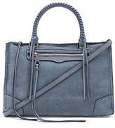 Rebecca Minkoff Regan Satchel Tote in Slate.