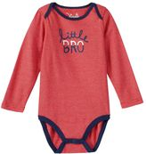 Baby Boy Jumping Beans® Family Statements Striped Bodysuit