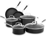 KitchenAid 10 Piece Hard Anodized Non-Stick Cookware Set - KC2H1S10KD