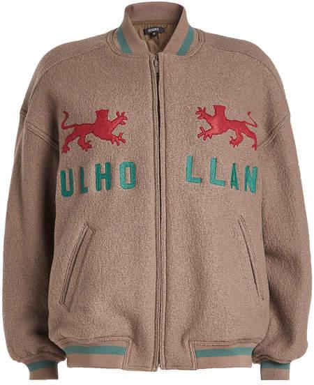 Yeezy Wool Bomber Mulholland Jacket