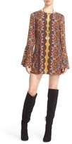 Free People 'Ossie Vibes' Bell Sleeve Tunic