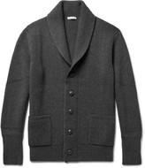 Tomas Maier - Shawl-collar Ribbed Wool Cardigan