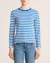 Maison Labiche Amour Striped Long Sleeve Tee