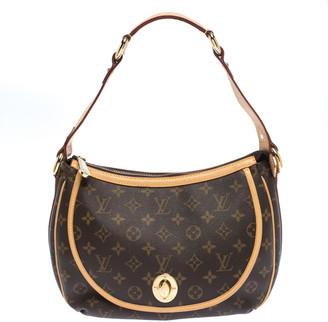 Louis Vuitton Monogram Canvas Tulum Shoulder PM Bag