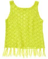 Crazy 8 Crochet Tank