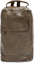 Numero 10 military backpack - women - Buffalo Leather - One Size