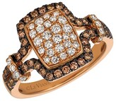 Thumbnail for your product : LeVian Chocolatier 14K Strawberry Gold 0.88 Ct. Tw. Diamond Ring