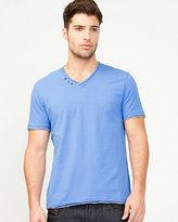 Le Château Cotton V-Neck T-shirt