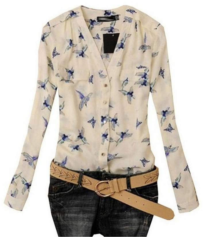 6940bbbe568 Work Blouses For Women Long Sleeve - ShopStyle Canada
