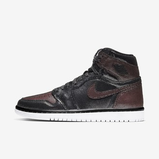 Nike Women's Shoe Air Jordan 1 Hi OG Fearless