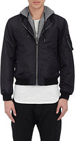 R 13 Men's Layered Bomber Jacket